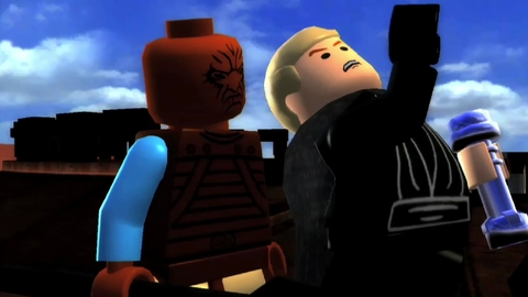 Lego Star Wars III The Clone Wars - Trailer - E3 2010 - Xbox360 PS3