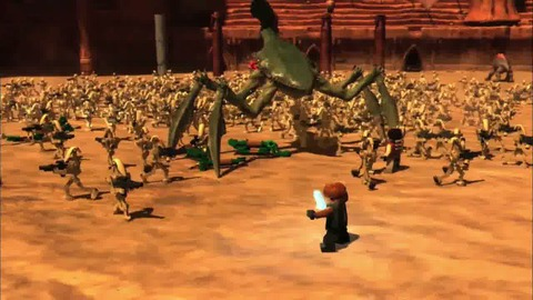 Lego Star Wars 3 The Clone Wars - Webdoc 3 - PS3 Xbox360 Wii