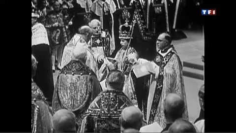 Léon Zitrone vous parle du couronnement de la Reine
