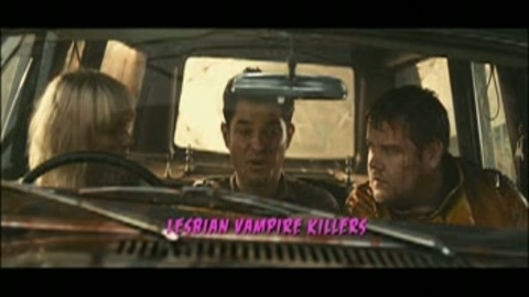 Lesbian Vampire Killers - Bande annonce