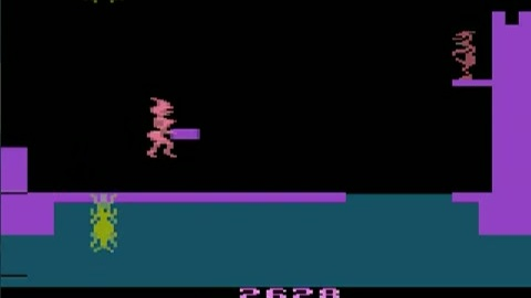 Let_s Play Lady in Wading (Atari 2600)