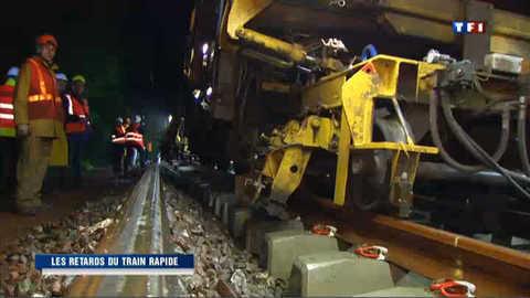 La ligne TGV Tours-Bordeaux fait peau neuve