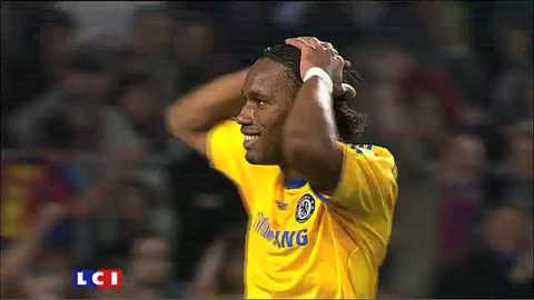 Ligue des champions : Chelsea muselle le Barça