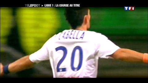 Ligue 1 : la course au titre (13/05/2012)