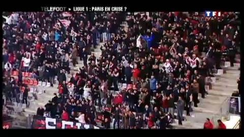 Ligue 1 : Paris en crise ?
