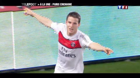 Ligue 1 : Paris enchaîne ! (11/12/2011)