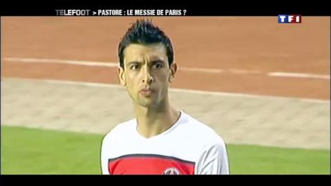 Ligue 1 : Pastore, Paris attend son messie (21/08/2011)