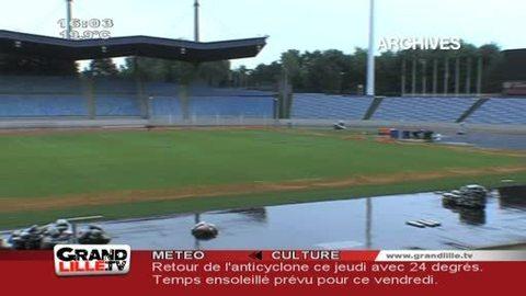Lille: le Stadium toujours dans la course!