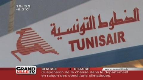 Lille Tunis en avion : C'est possible !