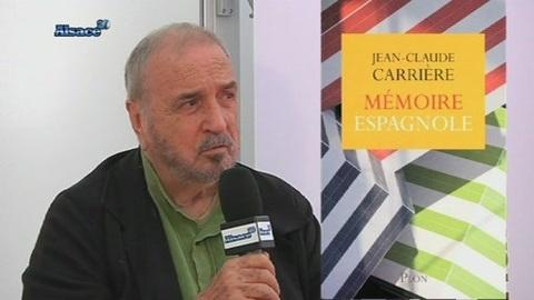 Littérature: Jean-Claude Carrière se remémore l'Espagne