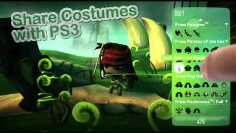 Little Big Planet - PS Vita Trailer (E3 2011)