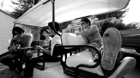 Live Kid Bombardos lors de Plage de Rock 2012