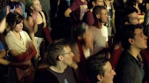 Lives de Electric Guest, Foreign Beggars lors de Marsatac 2012