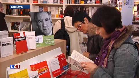 Les livres politiques incontournables sur le salon du livre