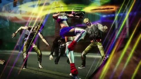 Lollipop Chainsaw - Ass Kicking Trailer - PS3 Xbox360.mp4