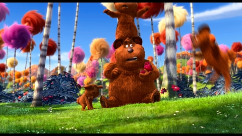 Le Lorax - extrait 2 VF