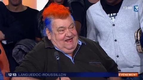 """Louis Nicollin crête sur la tête : """"je me trouve introchable"""""""