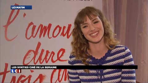 """Louise Bourgoin : l'amour n'a jamais """"duré plus de deux ans pour moi"""""""