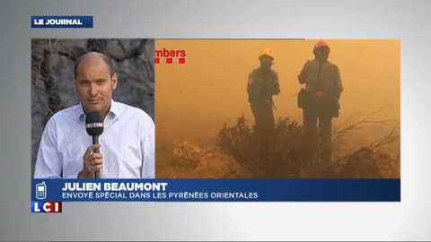 Lourd bilan de l'incendie en Espagne : 3 morts