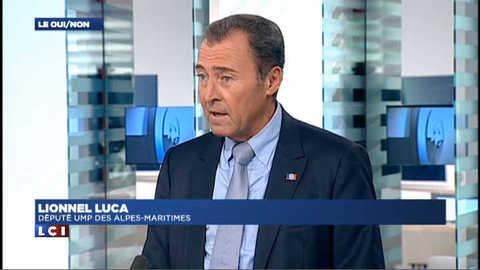 """Luca : """" JM Ayrault a peut-être oublié ce qu'il avait lu dans le traité avant le 6 mai """""""