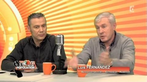 """Luis Fernandez : """"je ne peux pas dire du bien de Pierre Menes"""" - Maurad"""