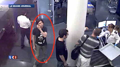 Luka Rocco Magnotta a abandonné son portable à Paris
