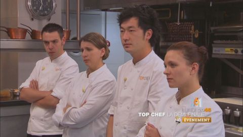 Lundi 28 Mars, demi-finale de Top Chef !