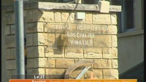 Lyon: agression à l'hôpital du Vinatier