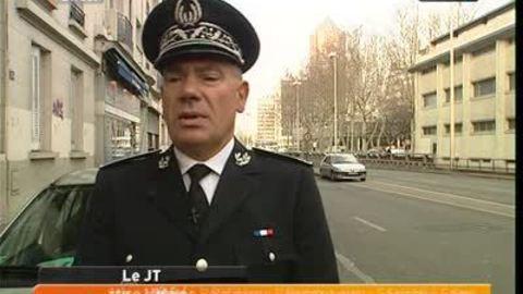 Lyon: le commissaire Garnier condamné