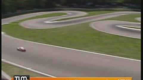Lyon: course de voitures téléguidées