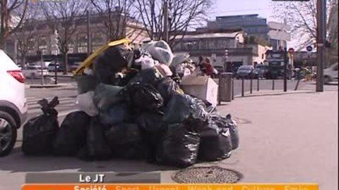 Lyon: fin de la grève des éboueurs?