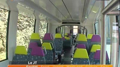 Lyon: le tram-train sur les rails!