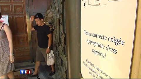 Lyon : des vacanciers qui dépassent les bornes