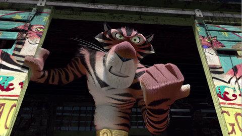 """Madagascar 3 : extrait """"Ca va être le cirque ?"""" VF"""