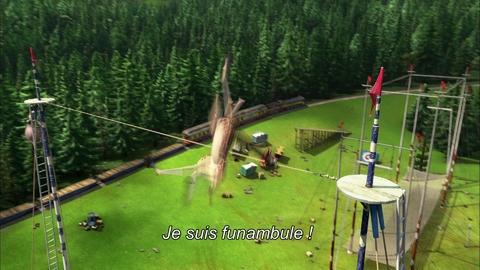 """Madagascar 3 : making-of """"les voix de la VO"""""""