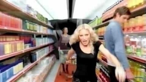 Madonna Justin Timberlake 4 Minutes