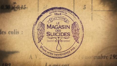 LE MAGASIN DES SUICIDES - TEASER version 2012