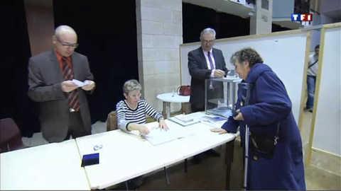 Les maisons de retraite ont aussi voté