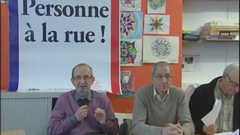 Mal logement : Appel du Secours Catholique (Toulouse)