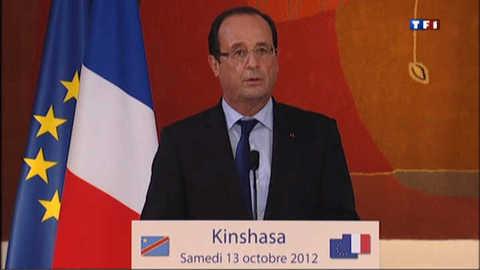 Mali : Hollande demande la libération des otages français