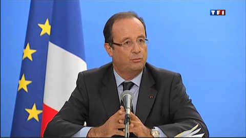 Mali : Hollande réclame une résolution rapide de l'Onu