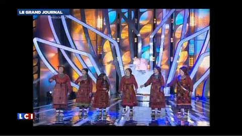 Des mamies russes pour l'Eurovision