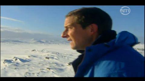 Man vs Wild - L'Islande