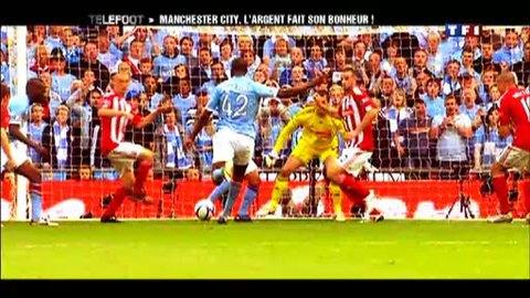 Manchester City, l'argent fait son bonheur (06/11/2011)
