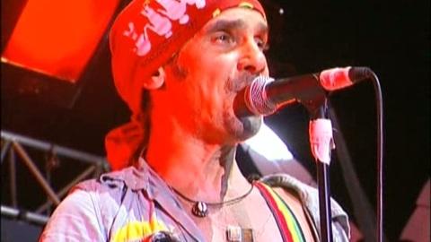 MANU CHAO - Infinita Tristeza Live