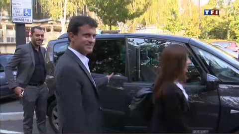"""Manuel Valls, iconoclaste représentant de """"l'aile droite"""" du PS"""