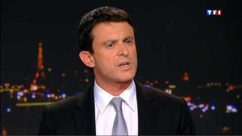 """Manuel Valls : """"il y a une menace terroriste en France"""""""