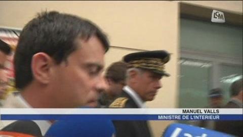 Manuel Vals à Marseille: priorité au terrain