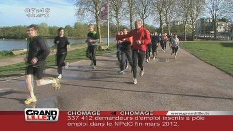 Marathon - Route du Louvre 2012 : Derniers préparatifs