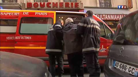 Maraudes : les sapeurs-pompiers de Paris sur le pied de guerre